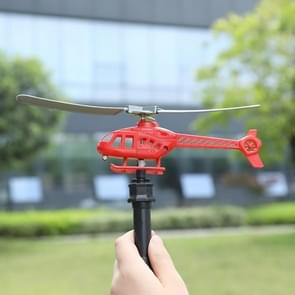 Aviation Model Handle Plane Outdoor Helicopter Toys For Children, Random Color Delivery