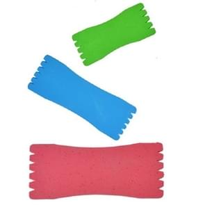 10 PCS Fishing Gear Winding Foam Board Strand Board Fishing Gadgets, Specification:Large 7×18cm, Color:Color Random Delivery