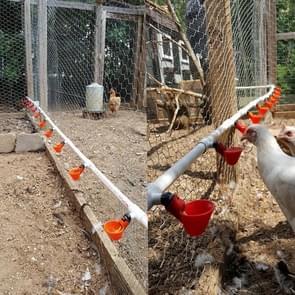 Adjustable Vreeding Equipment Export Type Drinking Bowl Poultry Drinker