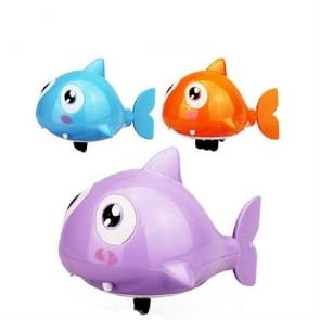 2 stuks badkamer kinderen spelen met water speelgoed cartoon Clockwork Toy (willekeurige kleur levering)  stijl: Shark