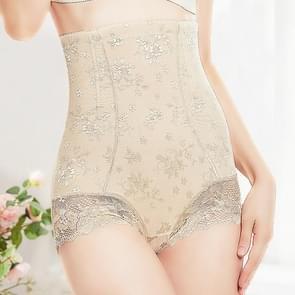 3PCS hoge taille shaping hip Lifting ondergoed  maat: M (teint)