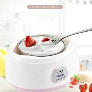 Elektrische yoghurt maker automatische multifunctionele roestvrijstalen liner yoghurt machine  stekker type: CN plug