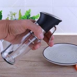 2 PCS 2 in 1 Olive Oil Dispenser Bottle Pot Oil Container Storage Bottle Vinegar Sprayer Spice Oiler Sauce Kitchen Cooking Tools