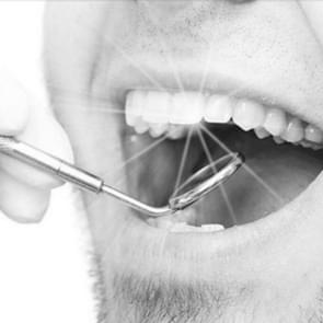 3 STKS tandheelkundige spiegel roestvrijstaal tandheelkundige spiegel tanden inspectie tool