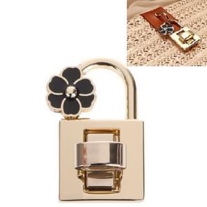 10 PCS Plum Blossom Twist Lock Zink legering bagage accessoires