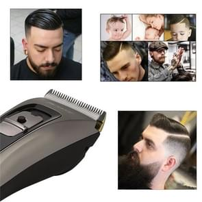 Ceramic Titanium Alloy Blade Hair Trimmer Clipper USB Rechargeable Electric Razor Beard Shaver Trimer With LED Digital Display EU