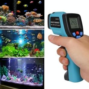 GM550 Digital Infrared Thermometer Pyrometer Aquarium Thermometer Outdoor Temperature Gauge
