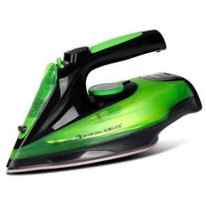 HA-1210 Household Handheld Multifunctional Portable Steam Iron, EU Plug(Green)