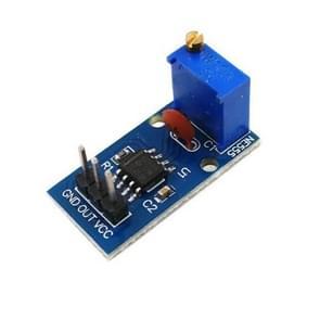 NE555 Frequentie verstelbare pulse generator module