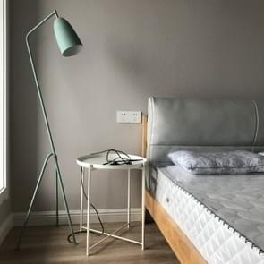 E27 5W moderne ijzeren geschilderde LED verstelbare vloer lamp voor woonkamer  bed  studeerkamer  Hotel kamer warm licht (groen)