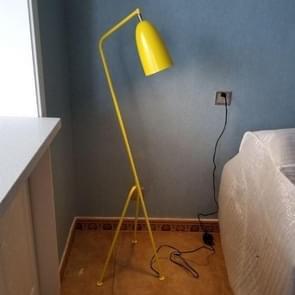 E27 5W moderne ijzeren geschilderde LED verstelbare vloer lamp voor woonkamer  bed  studeerkamer  Hotel kamer wit licht (geel)