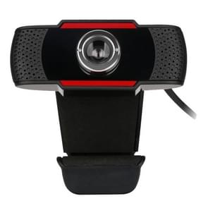 HXSJ USB Webcam HD 300 Megapixel PC Camera with Absorption Microphone