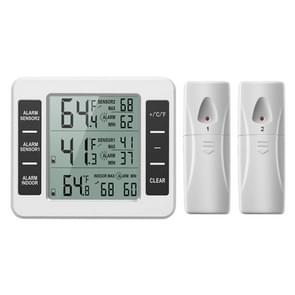 Home Wireless Refrigerator Thermometer