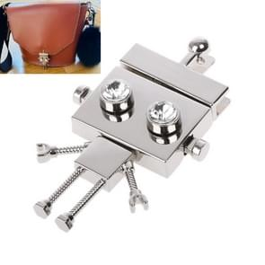 10 PCS Handtas Bagage Hardware Accessoires Robot Metal Lock