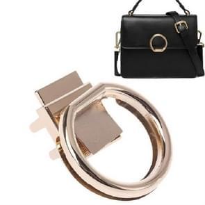 20 PCS Female Bag Decoratie Hardware Accessoires Alloy Lock