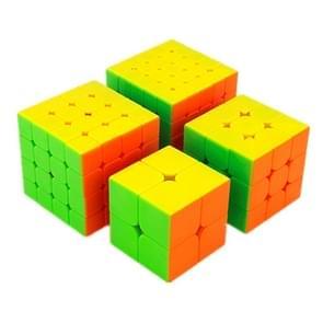 Professionele competitie gevormde kubussen set Kinder educatief speelgoed