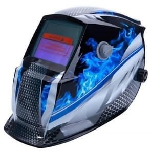 Solar Automatic Darkening Welding Mask Head-mounted Argon Arc Welding Hat Welder Special Light Helmet