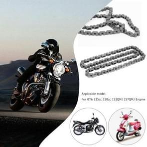 90 Links Timing Chain for GY6 125CC 150CC 152QMI 157QMJ Engine Scooters Mopeds ATV Go Kart Quads