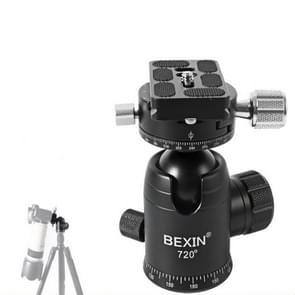 BXIN 720 graden panoramische bolvormige Gimbal Camera Statief professionele bolvormige Gimbal