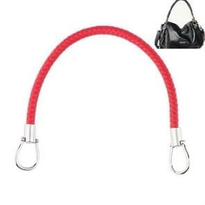Tas accessoires Dames Tas handband geweven band (Rood)