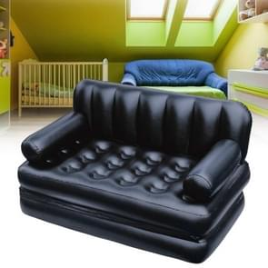 Inflatable Multi-function Garden Sofa Lounge Double Inflatable Bed Camping Outdoor Mattress