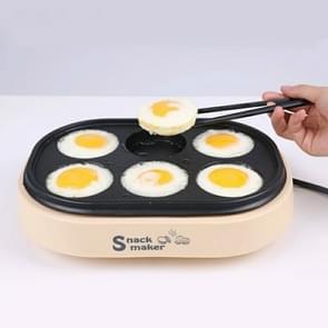 Elektrische eieren taart Pie Maker ontbijt bakken koekenpan roller cake machine
