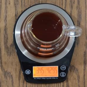 Keuken High Precision Digitale Schaal met Timer Elektronische Schaal Handgemaakte Koffie Elektronische Schaal