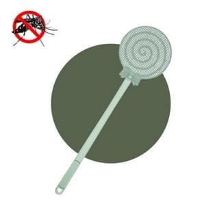 5 PCS Summer Plastic Fly Swatter Flycatcher  Style:Lollipop Patroon (Groen)