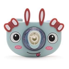 Kinderen Cute Pet Automatische Camera Bubble Machine Elektrische Speelgoed (Konijn)