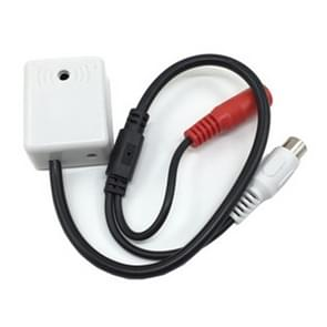 5 PCS Monitor Intercom Universal Pickup Examination Room Vehicle Sound Collector Voice Recognizer
