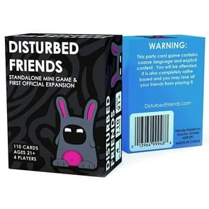 Board Game Disturbed Friends Card Exciting Funny Exploding Party Desktop Puzzle Game For Adults, Color:Expand