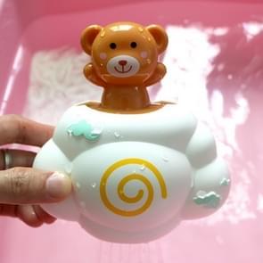 Cartoon Shape Children Bathroom Sprinkler Bath Toy, Style:Bear