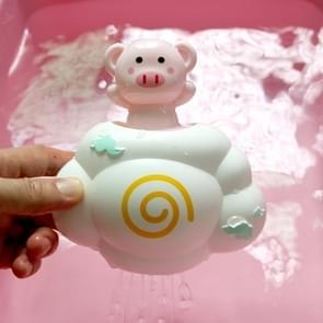 Cartoon Shape Children Bathroom Sprinkler Bath Toy, Style:Piggy