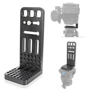 BENXIN L130A Universele verticale klapper is geschikt voor SLR stabilisator Snel installeren plaat statief hydraulische kop verticale clapper