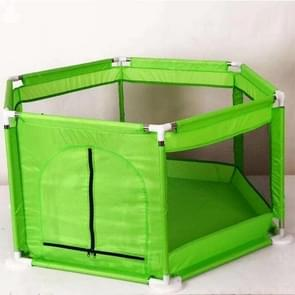 Children Play Fence Baby Crawling Mat Fence Toddler Fence Baby Safety Fence(Green)
