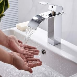 KOEN Waterfall Bathroom Faucet Sinks Mixer Tap Cold And Hot Water Tap