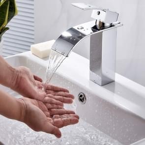KOEN waterval badkamer kraan wastafels mixer kraan koud en warm water kraan