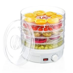 2 PCS Food Dehydrator Fruit Vegetable Meat Drying Machine Snacks Food Dryer