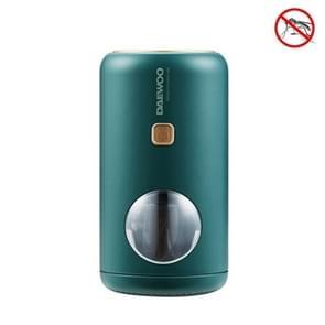 Huishoudelijkmute Indoor USB Plug-in Mosquito Repellent Lamp(Groen)