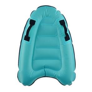 Outdoor Portable Safety Light Kick Board Sea Surfen Opblaasbare Water Ski (Lake Blue)