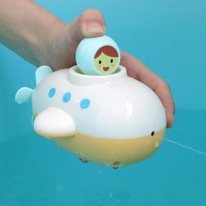 Submarine Clockwork Toy Children Swimming Bath Toy, Random Color Delivery