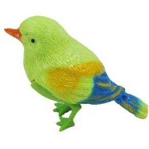 3 PC'S creatieve simulatie stem controle vogel elektronische huisdier speelgoed kinderen cadeau