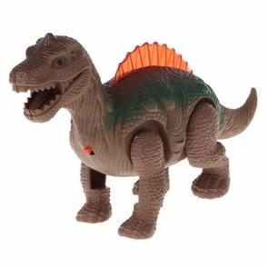 3 stuks simulatie dier model elektrische dinosaurus speelgoed kinderen gift van de verjaardag  willekeurige kleur levering