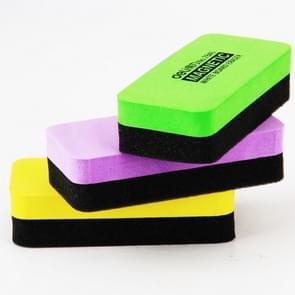 Magnetische Board Office school Blackboard Eraser professionele schoonmaak tool  willekeurige kleur levering