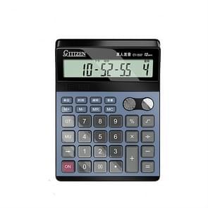 GTTTZEN Financial Accounting Office Supplies Voice Calculator( Blue )