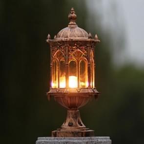 Outdoor Courtyard Villa Park Community Wall Stud Lawn Light Decorative Lamp(Bronze)