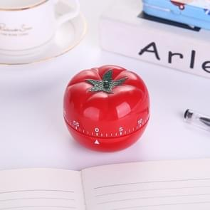 Creative Cute Tomato Shape Kitchen Mechanical Timer Alarm Reminder