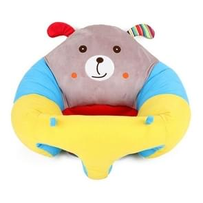 Baby Seats Sofa Support Seat Baby Plush Support Chair Learning To Sit Soft Plush Toys Travel Car Seat(Puppy plush sofa)