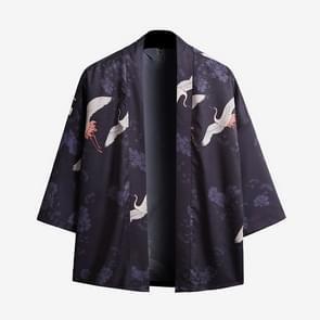 Kimono gewaad kleren voor Unisex retro partij plus grootte losse  grootte: 2XL (als show)