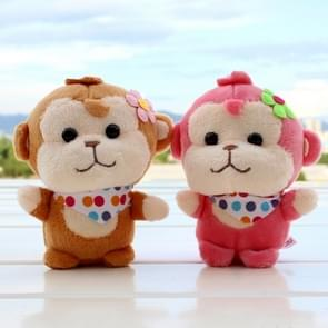 Key Chain Plush Toys Toys Dolls, Height:10cm(Random)